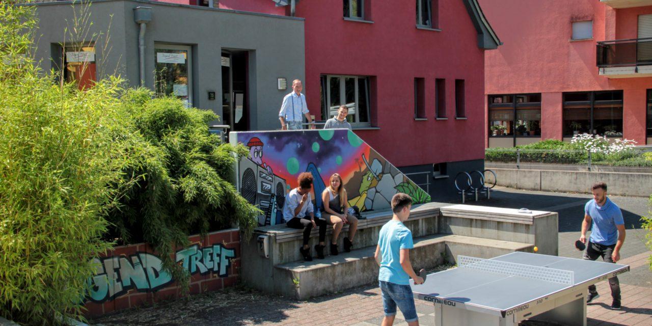 Jugendhaus / Jugendtreff Gemeng Helperknapp